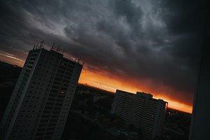 Firey Sky 3