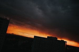Firey Sky 2