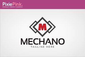 Mechano Logo Template