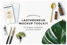 Ladypreneur Mockup Creator Toolkit