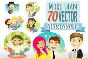 Vector Illustration Pack