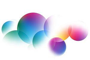 Gradient Color Balls