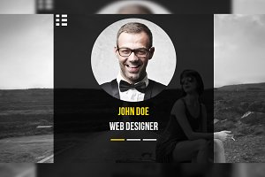 Awesome Portfolio Muse Template