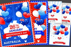 SET / Australia Independence, 14 feb