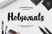 Holywants + bonus