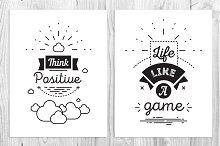 2 romantic, inspirational quotes