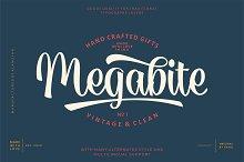 Megabite by  in Fonts