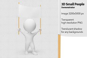 3D Small People - Demonstrator