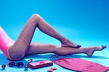 Fashionable pink.jpg