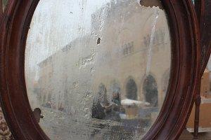 Mirror in Venice