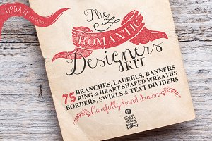 The Romantic Designers Kit