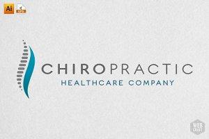 Chiropractic Logo Template