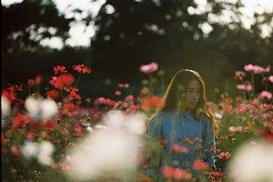 flower & her