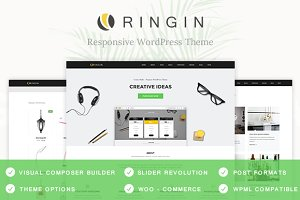 Oringin - Multipurpose WordPress
