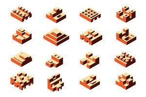 Logos geometric