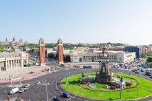 Square of Spain, Barcelona