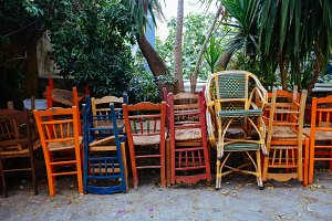Chairs of Athens