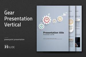 Gear Presentation Vertical