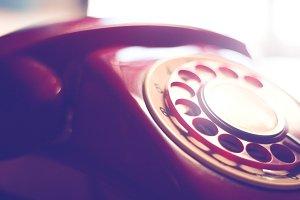 Telephone Vintage #1