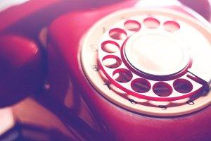 Telephone Vintage #2