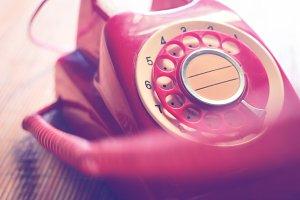 Telephone Vintage #4