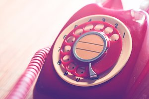 Telephone Vintage #5