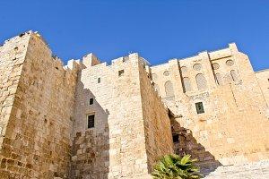 Jerusalem Temple Wall