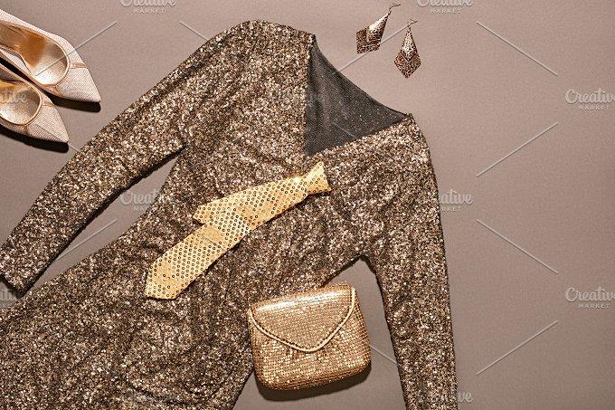 Fashion clothes on black 14.jpg - Beauty & Fashion