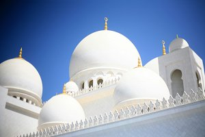 Grand Mosque,Abu Dhabi