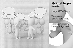 3D Small People - Discussion