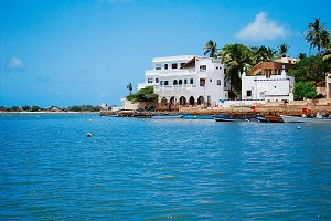 Lamu island paradise in Africa
