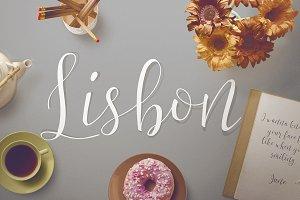 Lisbon Script (60% off)