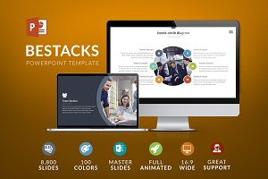 Bestacks | Powerpoint template
