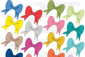 Bountiful Bows Clipart AMB-301