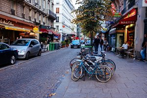 Little Paris streets