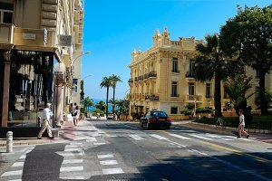 Monaco streets