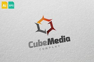 Cube Media Logo