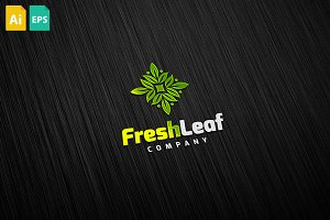 Fresh Leaf Logo