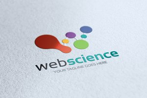 Web Science Logo Template