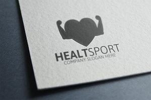 Health Spor Logo