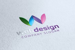 Web Design Logo Template