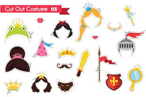 Fairy tales-props and icons #3
