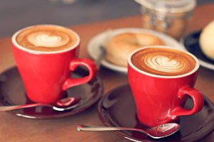 latte for couple