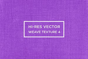 Hi-Res Vector Weave Texture #4