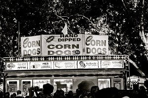 County Fair Food Stand