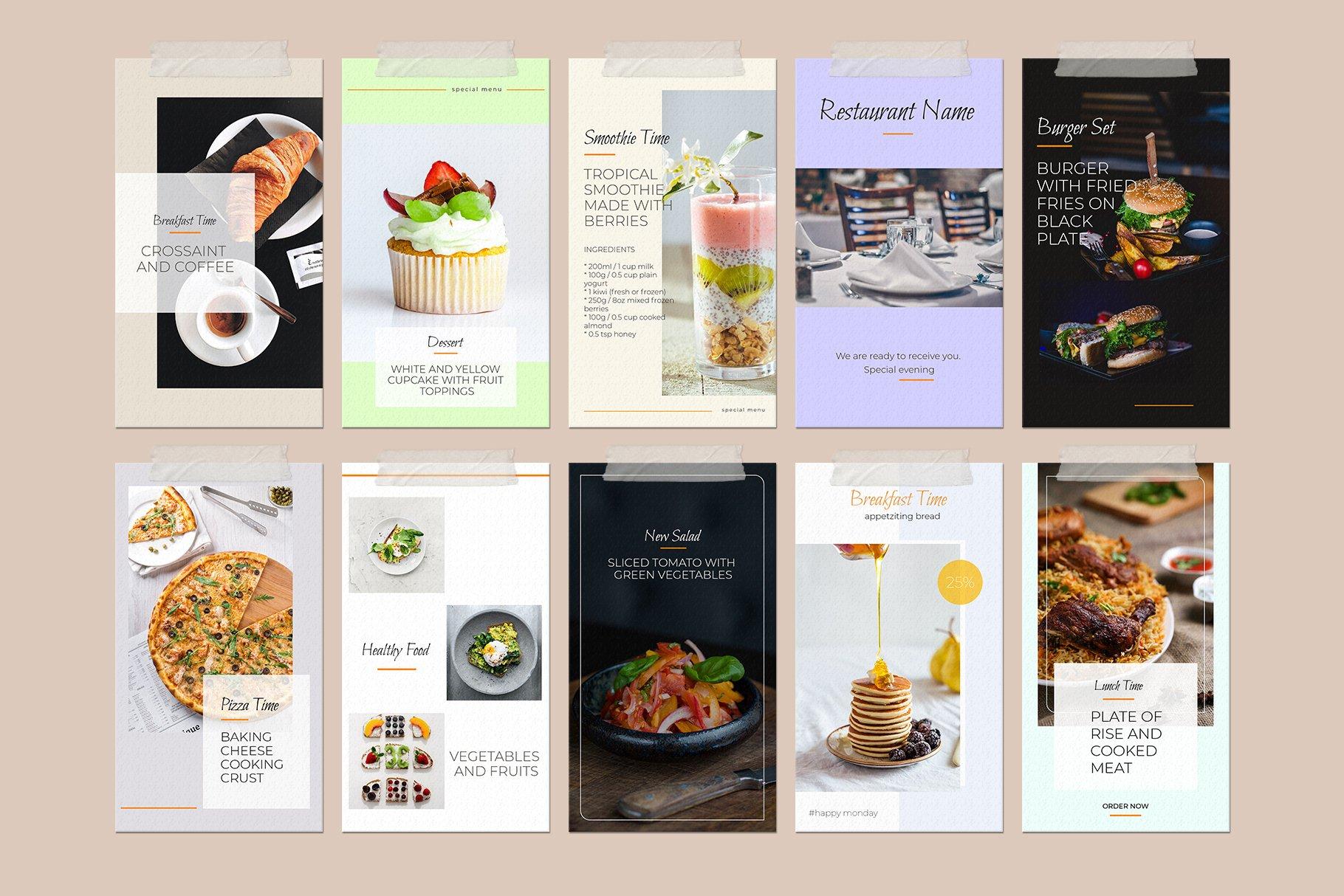 restaurant presentation 3 3