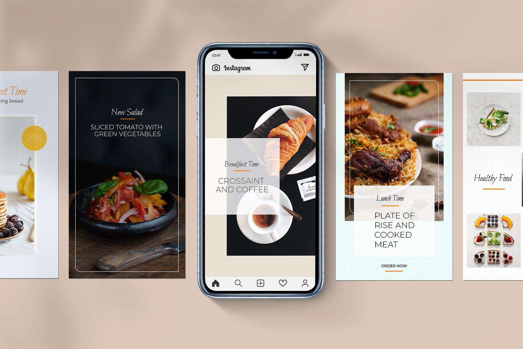 restaurant presentation 7 7