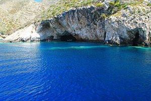 Kayaking in Zakynthos,Greece