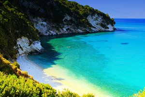 Beautiful beach,Zakynthos