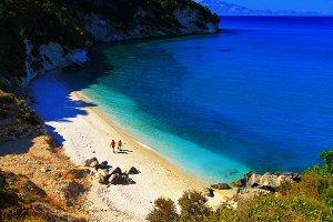 Beautiful beach,Zakynthos Greece